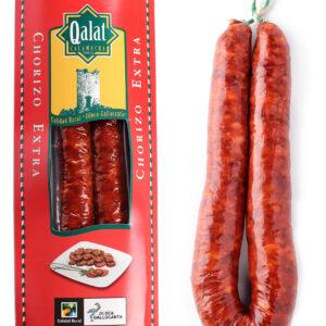 Chorizo curado extra qalat calamocha teruel