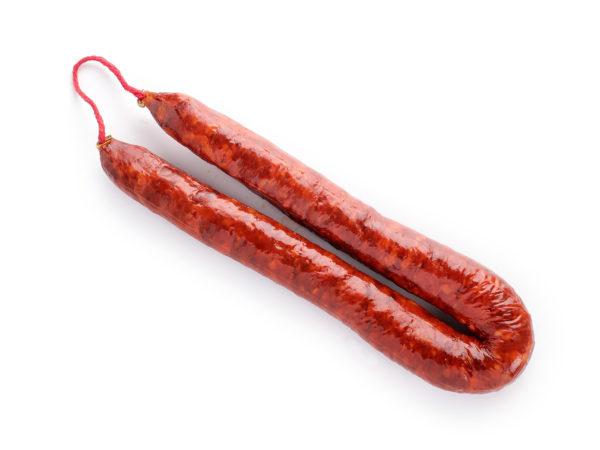 Chorizo picante curado