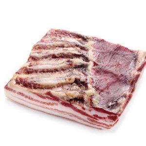 Bacon de cerdo