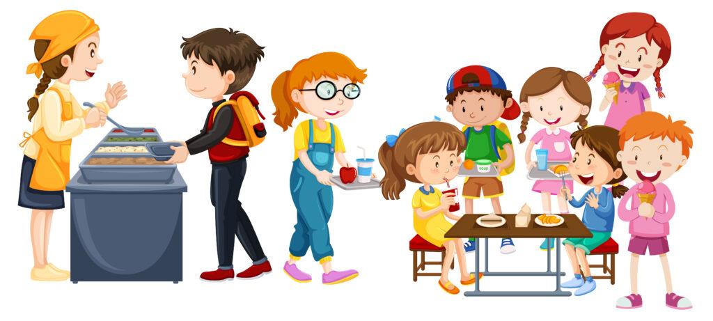 catering colegios zaragoza, huesca teruel